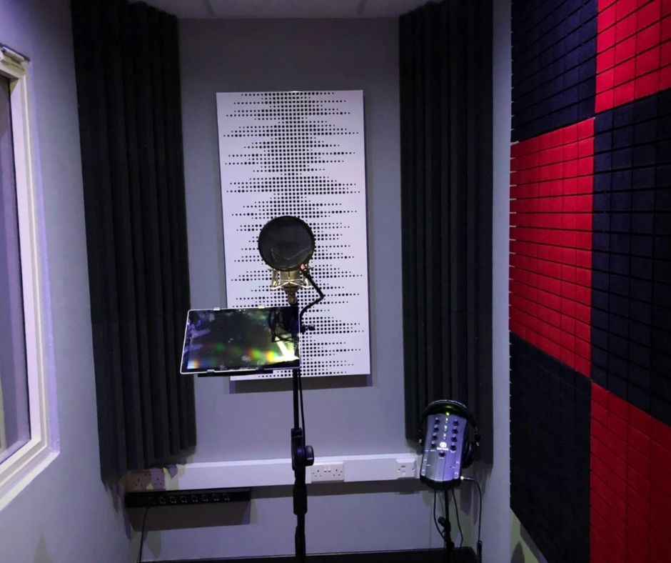 Grapevine Recording Studio