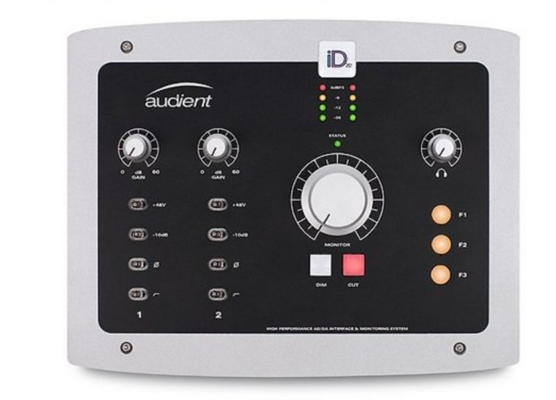 iD22 | Audio Interface 10in/14out