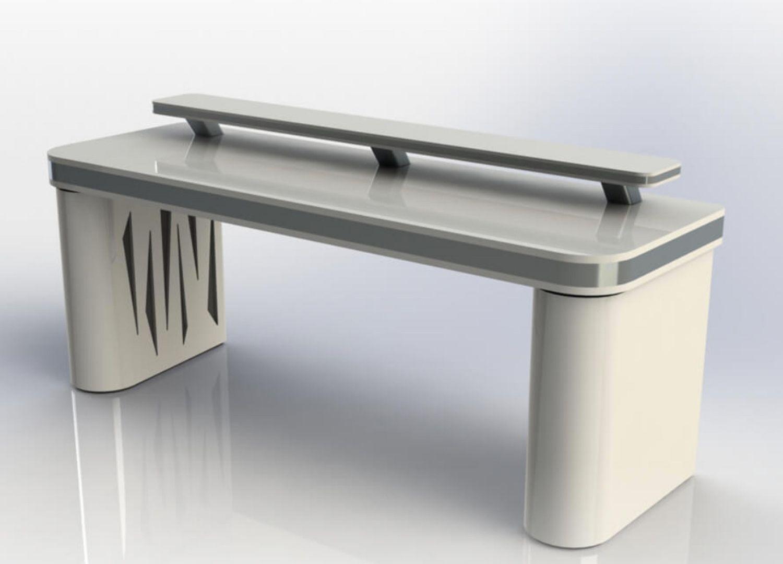 The Vector Desk