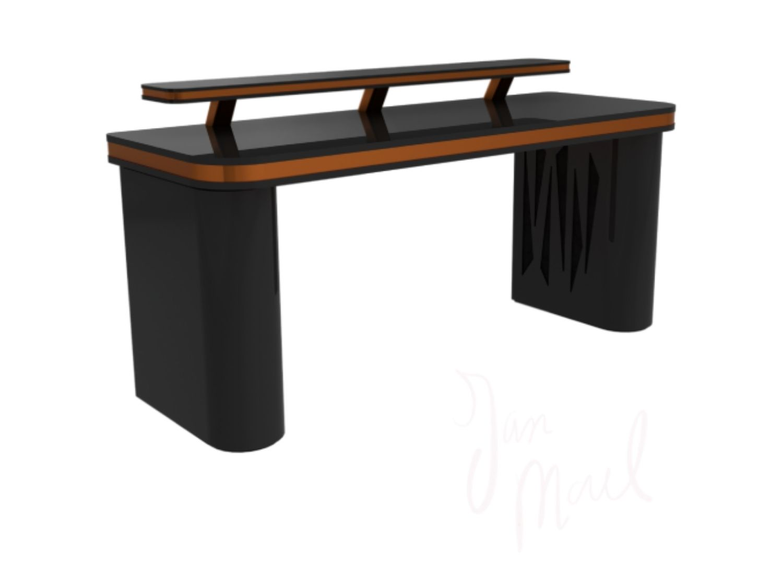 Vector Desk BLK