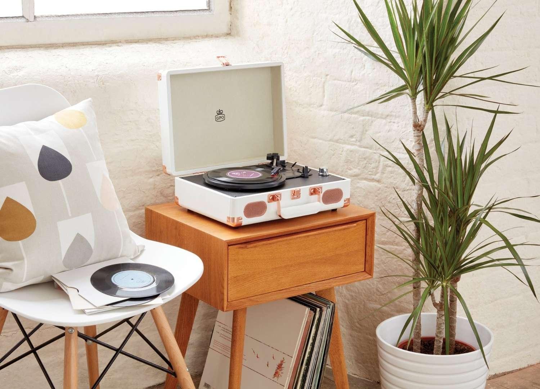 Soho Record Player