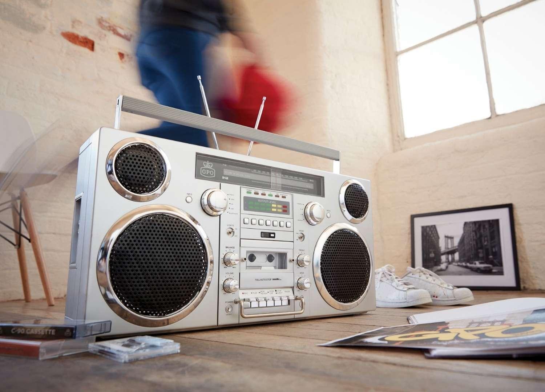 Brooklyn Boombox Stereo