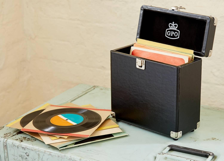 """GPO 7"""" Inch Vinyl Case"""