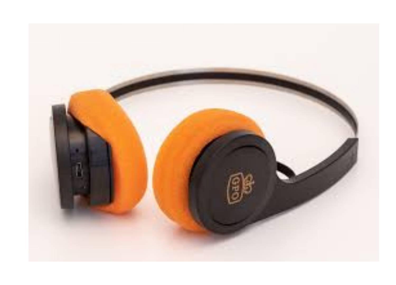 GPO Bluetooth Headset