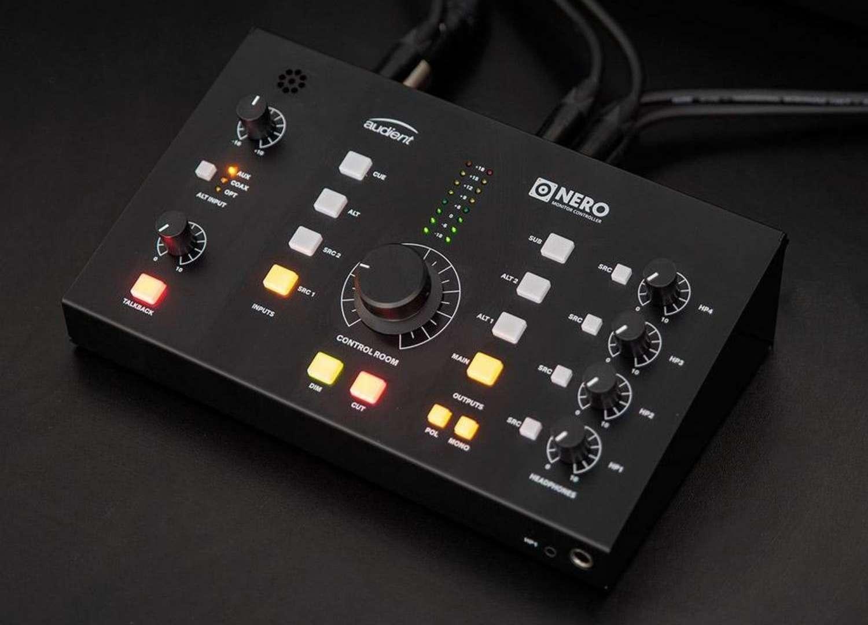 Nero Desktop Monitor Controller